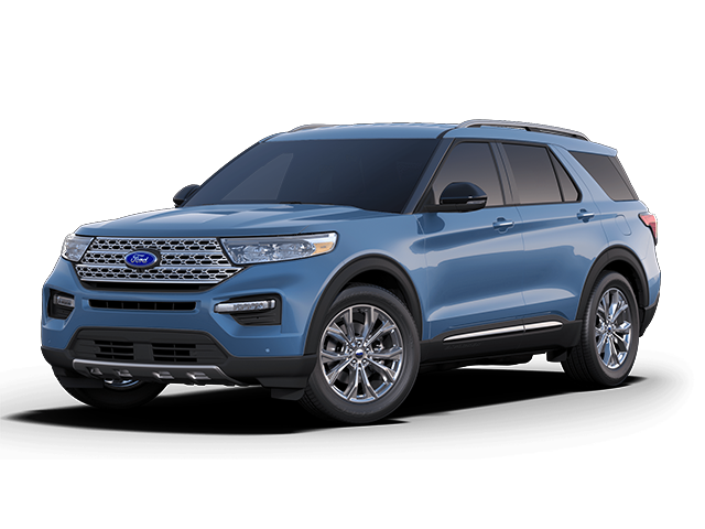 2020 Ford Explorer Limited 4WD - Special Offer