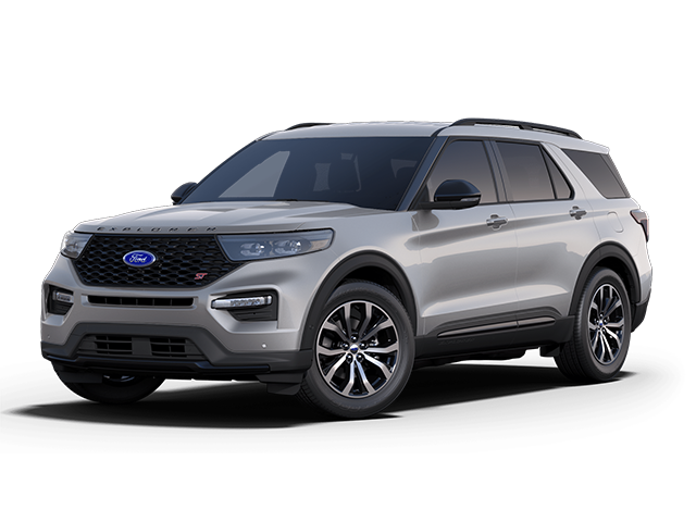 2020 Ford Explorer ST 4WD - Special Offer