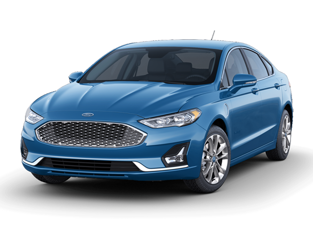 2020 Ford Fusion Plug-in Hybrid - Special Offer