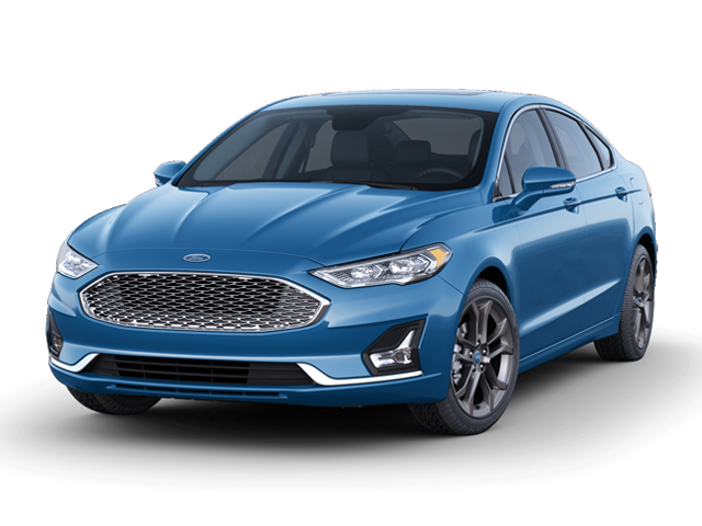 2020 Ford Fusion Hybrid - Special Offer