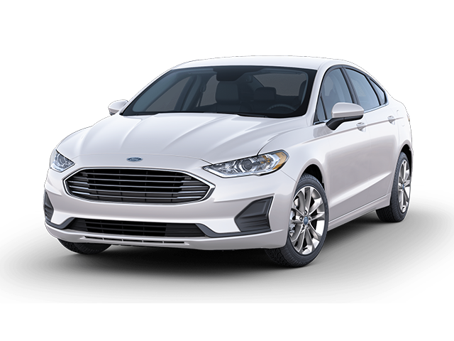 2020 Ford Fusion - Special Offer