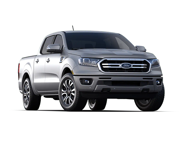 2020 Ford Ranger 4WD Lariat Supercrew Short Box - Special Offer