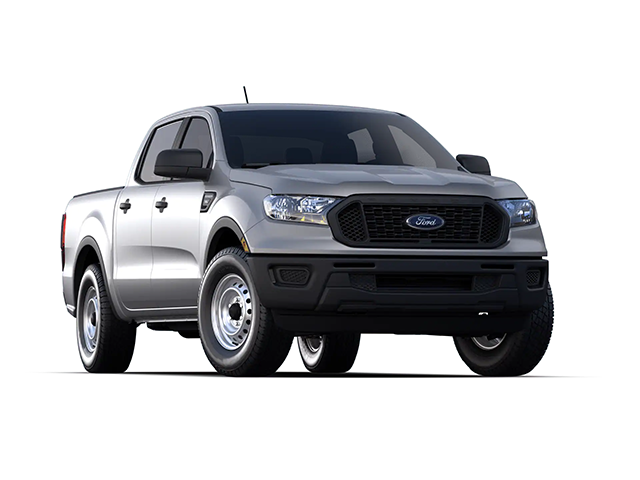2020 Ford Ranger 4WD XL Supercrew Short Box - Special Offer