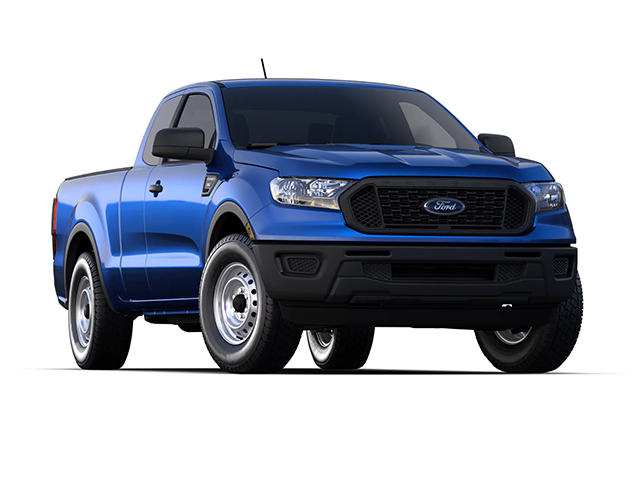 2020 Ford Ranger 4WD XL Supercab Standard Box - Special Offer