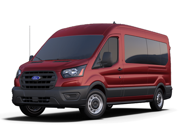 2020 Ford Transit Passenger Wagon - Special Offer
