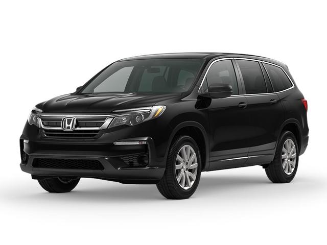 2020 Honda Pilot LX 2WD