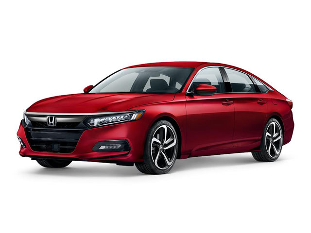 2020 Honda Accord Sedan Sport CVT