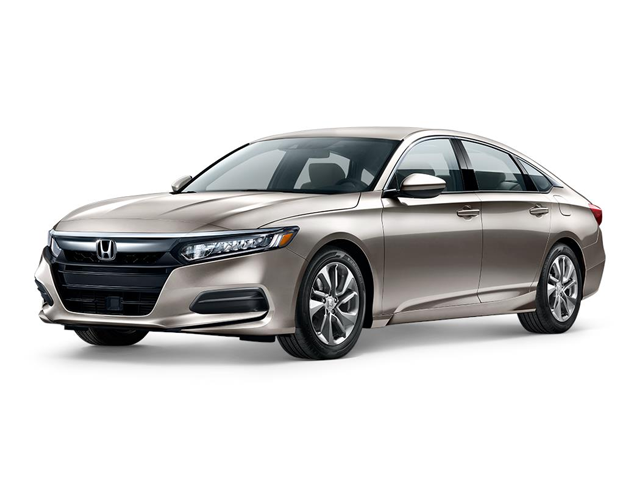 2020 Honda Accord Sedan LX CVT