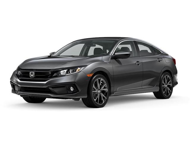 2020 Honda Sport Manual - Special Offer