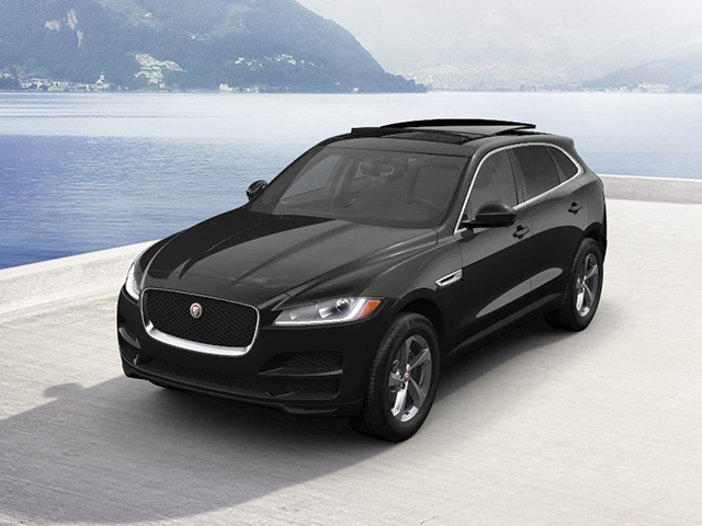 2020 Jaguar F-PACE Premium 25t AWD