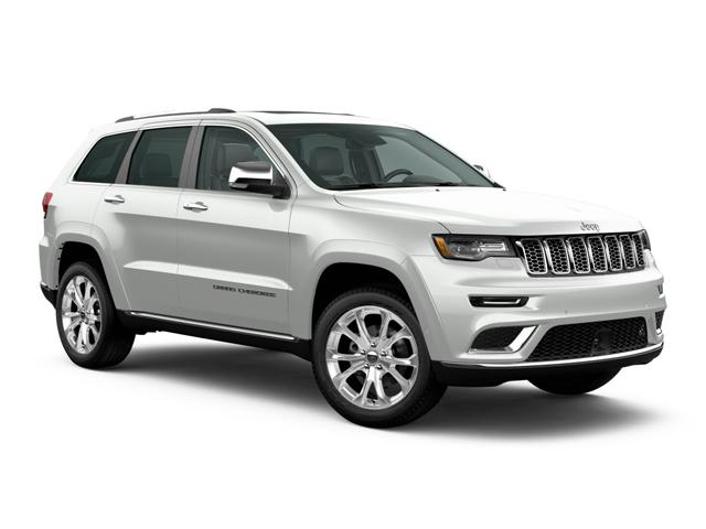 2020 Jeep Grand Cherokee Summit 4X4