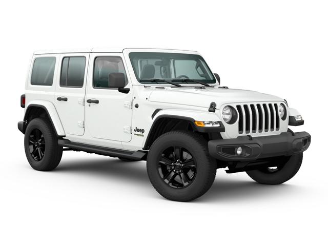 2020 Jeep Wrangler Unlimited Sahara Altitude 4X4