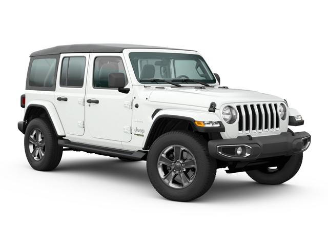 2020 Jeep Wrangler Unlimited Sahara 4X4