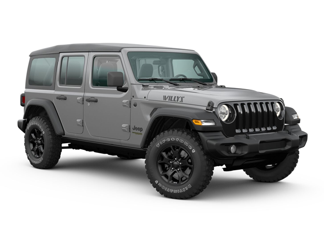2020 Jeep Wrangler Unlimited Willys 4X4