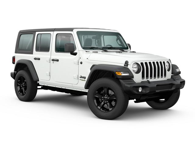 2020 Jeep Wrangler Unlimited Sport Altitude 4X4