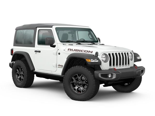 2020 Jeep Wrangler Rubicon 4X4