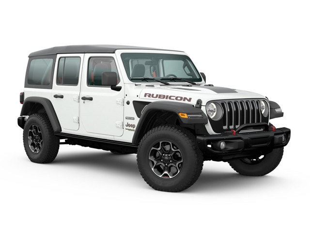 2020 Jeep Wrangler Unlimited Recon 4x4