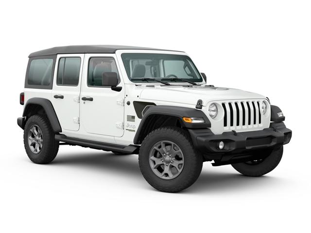2020 Jeep Wrangler Unlimited Freedom 4X4