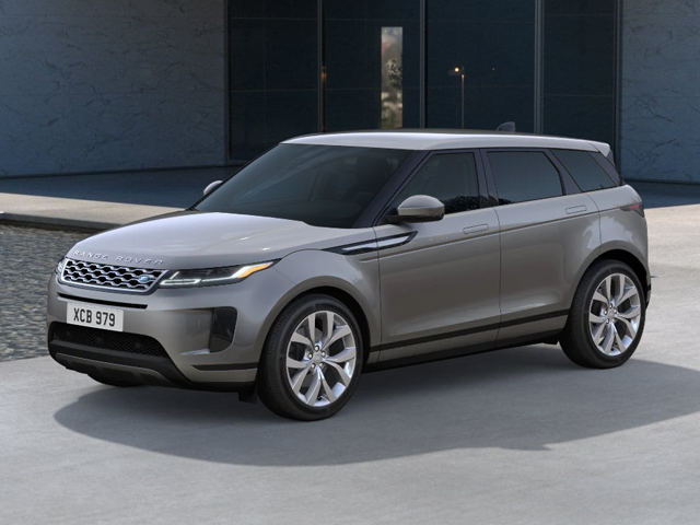 2020 Land Rover Range Rover Evoque P250 SE