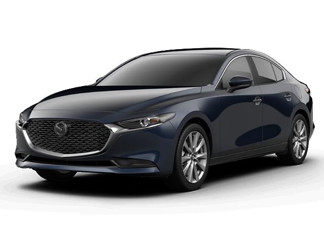 2020 Mazda Mazda3 Sedan AWD Preferred