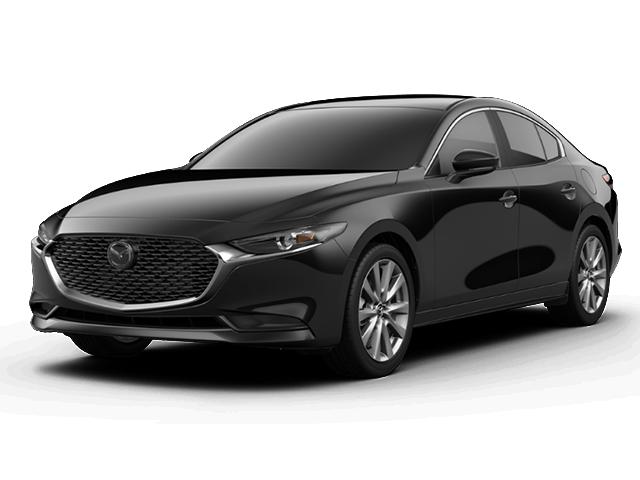 2020 Mazda Mazda3 Sedan FWD Select