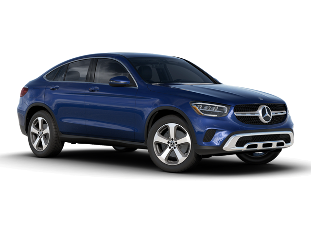 2020 Mercedes-Benz GLC GLC 300 4MATIC Coupe