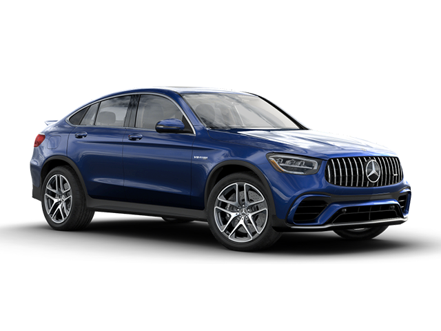 2020 Mercedes-Benz GLC AMG GLC 63 Coupe