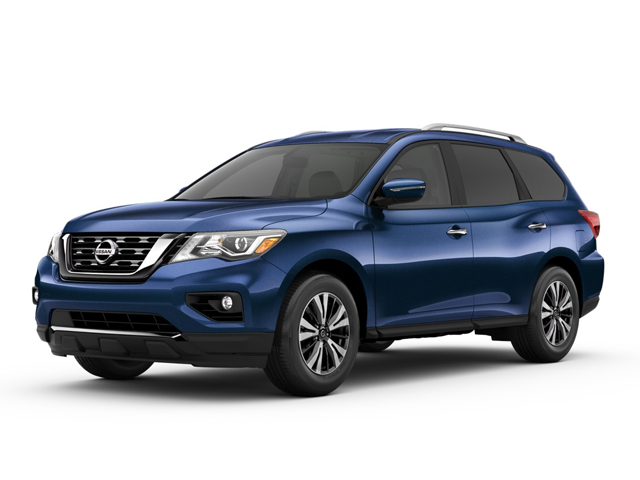 2020 Nissan Pathfinder 4X4 SV