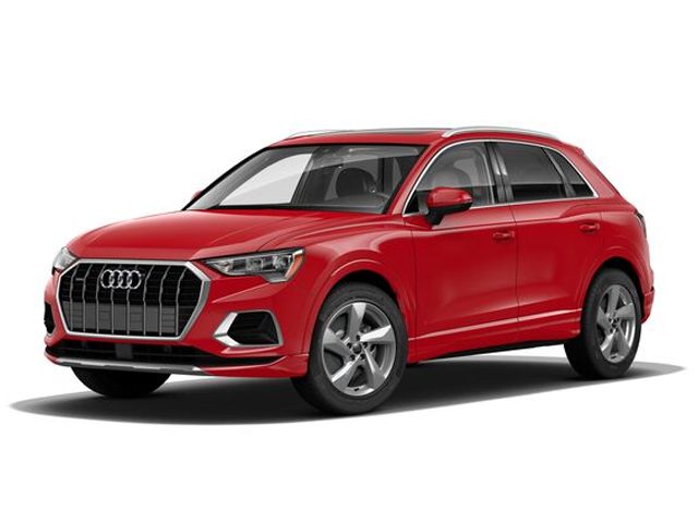2020 Audi Q3 45 quattro Premium