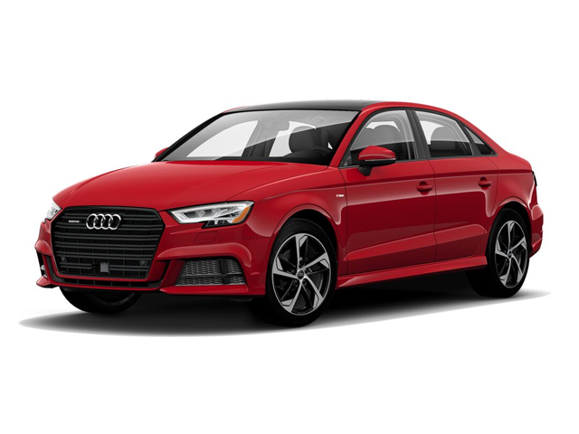 2020 Audi A3 Sedan 45 quattro S Line Premium