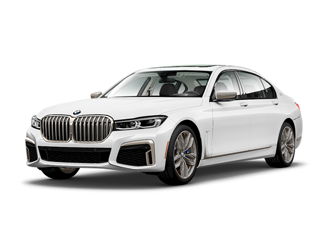 2020 BMW 7 Series M760i xDrive Sedan