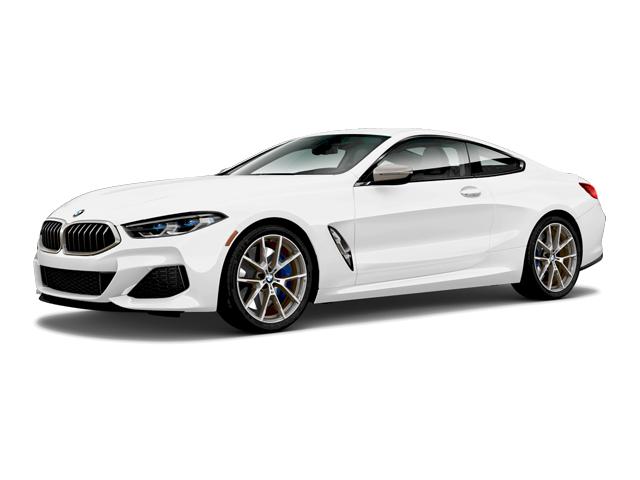 2020 BMW 8 Series M850i xDrive Coupe