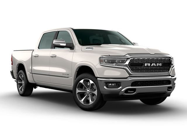 2020 Ram 1500 Limited Crew Cab Short Box 4X4