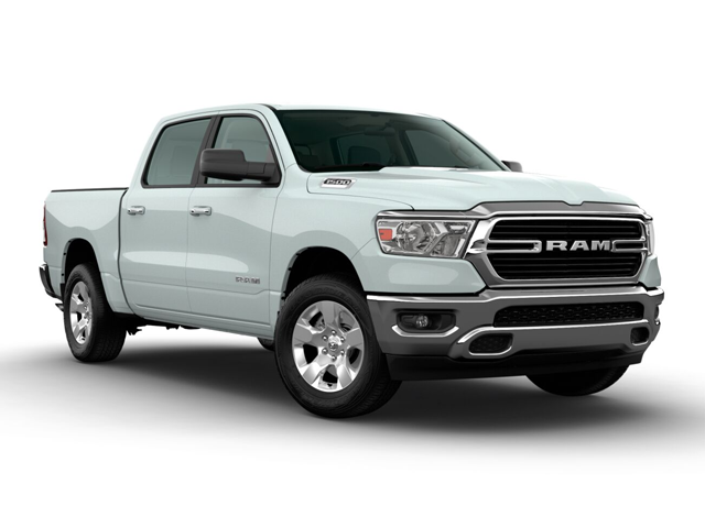 2020 Ram 1500 Big Horn Crew Cab Short Box 4X4