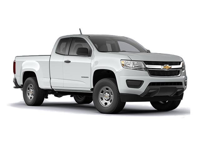 2020 Chevrolet Colorado 4WD Extended Cab Short Box WT