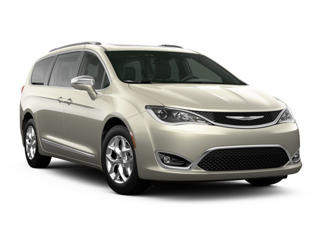 2020 Chrysler Pacifica Limited 35th Anniversary FWD