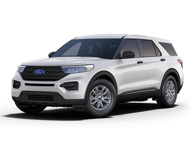 2021 Ford Explorer Base 4WD
