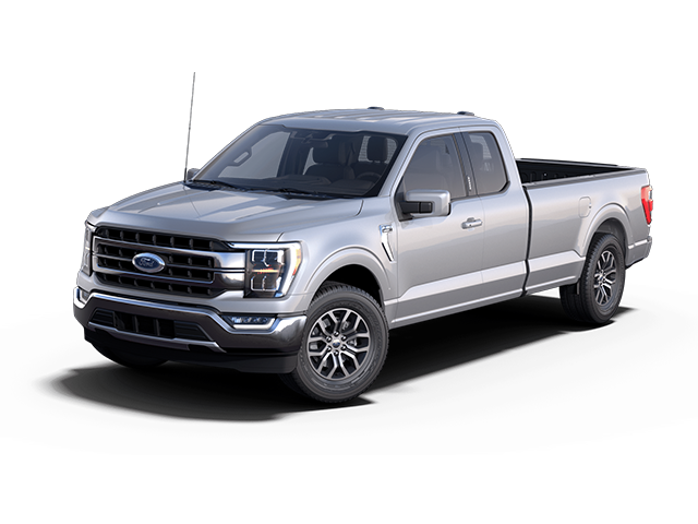 2021 Ford F-150 Lariat 4WD Supercab Long Box