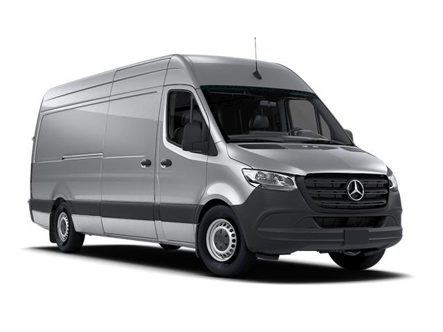 2021 Mercedes-Benz Sprinter Cargo Van 2500 High Roof I4 170WB RWD