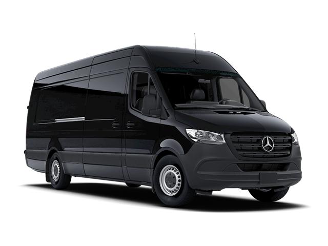 2021 Mercedes-Benz Sprinter Cargo Van 2500 High Roof V6 170WB Extended RWD