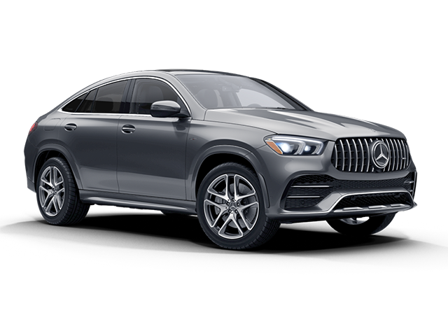 2021 Mercedes-Benz GLE AMG GLE 53 4MATIC Coupe
