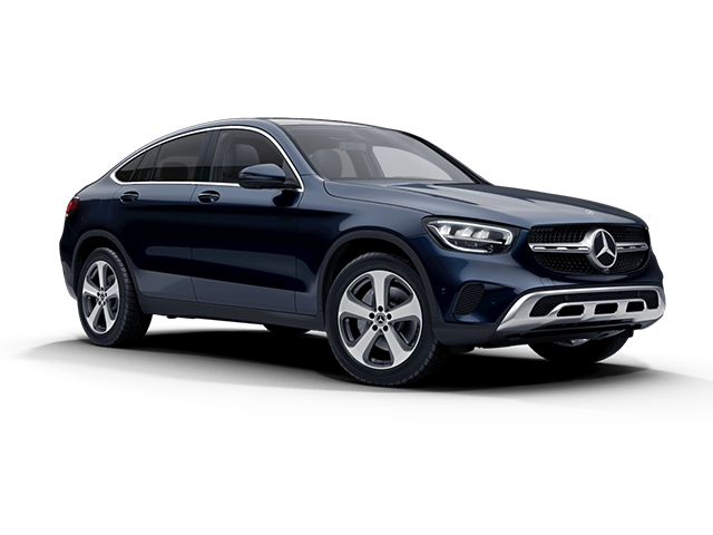 2021 Mercedes-Benz GLC GLC 300 4MATIC Coupe