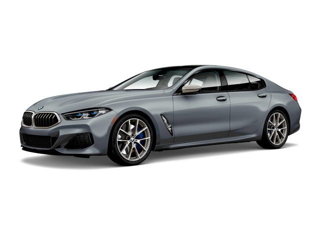 2021 BMW 8 Series M850i xDrive Gran Coupe