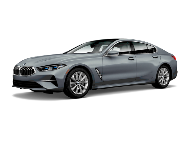 2021 BMW 8 Series 840i xDrive Gran Coupe