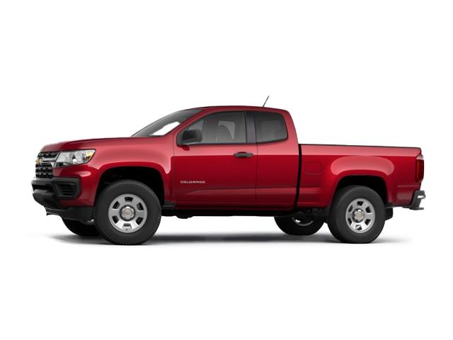 2021 Chevrolet Colorado 4WD Extended Cab Short Box WT