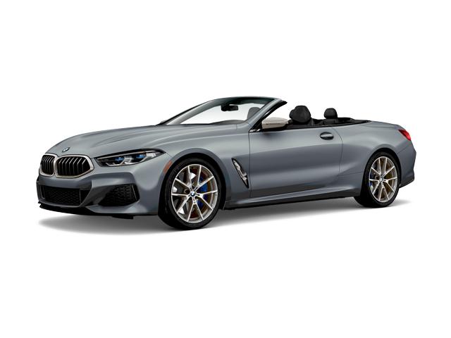 2022 BMW 8 Series M850i xDrive Convertible