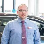 Jason Horaz Staff Image at Healey Kia