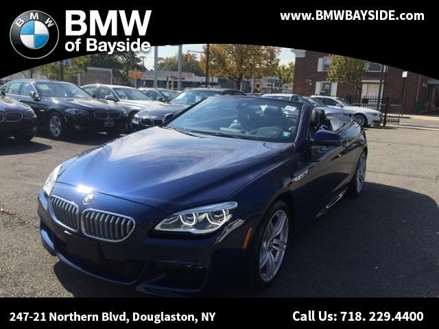 2016 BMW 6 Series 650i xDrive Convertible