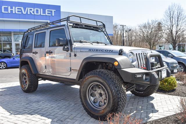 2014 Jeep Wrangler Unlimited - Special Offer