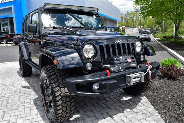 2015 Jeep Wrangler Unlimited - Special Offer